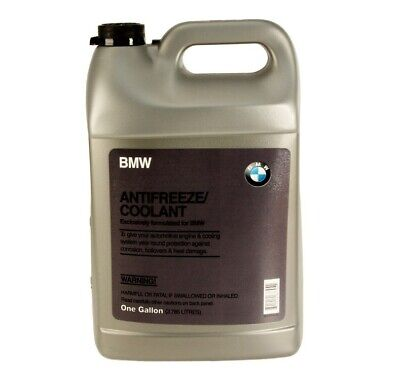 🔥Genuine NEW Coolant Antifreeze Blue Color 100% Concentrated 1 Gallon For BMW🔥 • 19.77£