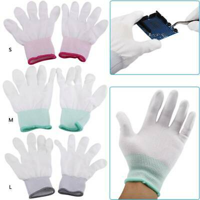 $3.91 • Buy Anti Static Antiskid Gloves Computer Repair ESD Electronic Labor Worker Glove.