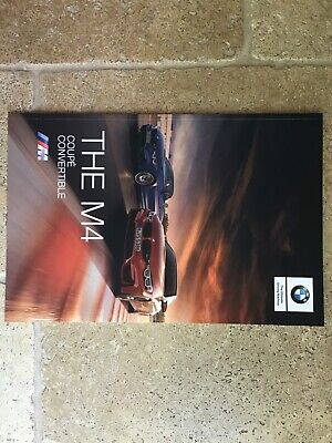 $12.61 • Buy 2020 Bmw M4 Coupe Convertible Competition Australia New Brochure Rare