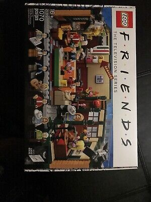$74 • Buy LEGO 21319 Friends The Television Series Central Perk Ideas #027 1070pcs New