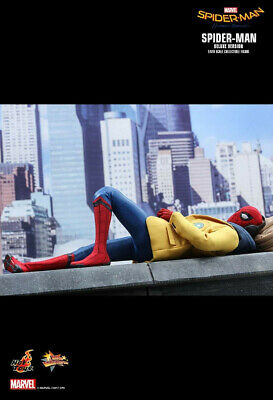 $529 • Buy Spider-Man Homecoming 1/6 Scale Figure Deluxe Set Hot Toys MMS426 Brand NEW