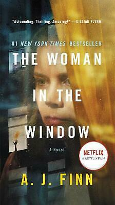 AU26.53 • Buy The Woman In The Window [movie Tie-In] By A.J. Finn (English) Mass Market Paperb