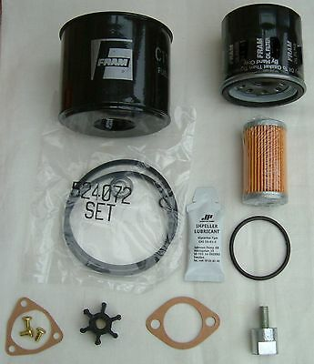 Yanmar Marine Diesel Engine Service Kit 1GM 1GM10 • 44.75£