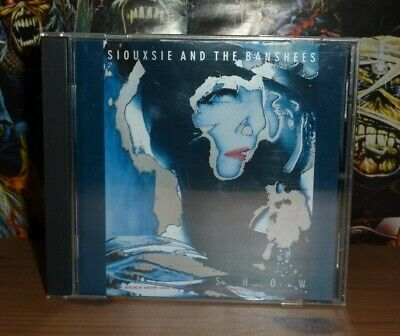 SIOUXSIE AND THE BANSHEES Peepshow CD (1988) • 4.99£