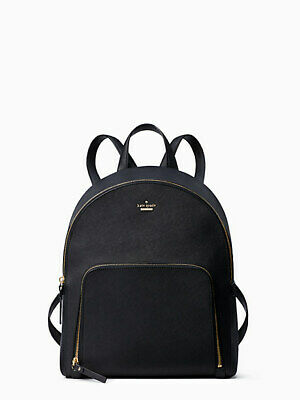 $ CDN174.99 • Buy Kate Spade Cameron Street Hartley Backpack Black Leather - New Without Tags