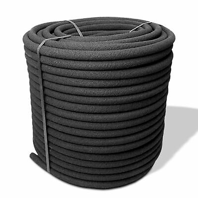 POROUS PIPE Soaker Hose, Leaky Garden Irrigation System Thick Wallet >7.5m~200m< • 12.99£