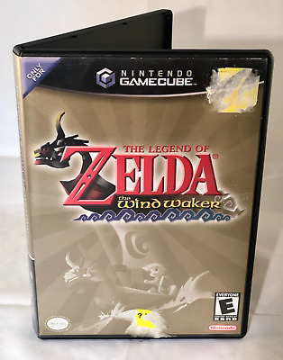 $40 • Buy Legend Of Zelda: The Wind Waker (GameCube, 2003)