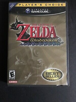 $20.10 • Buy Black Label Legend Of Zelda: The Wind Waker - Nintendo GameCube Manual Complete