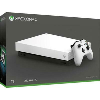 $285.01 • Buy Xbox One X 1tb Robot White Special Edition