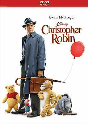 $9.99 • Buy Disney's Christopher Robin (DVD, 2018, Widescreen) New!  >>Free Fast Shipping>>>