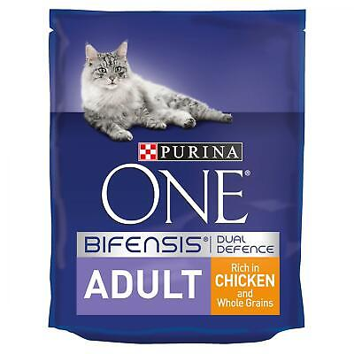 PURINA ONE Adult Chicken & Whole Grains Cat Food   Cats • 41.63£