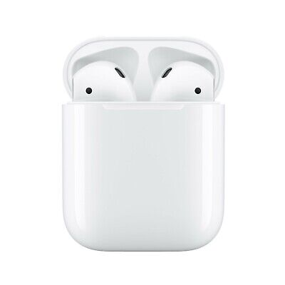 AU210 • Buy Apple AirPods 2nd Generation With Charging Case - White BRAND NEW SEALED