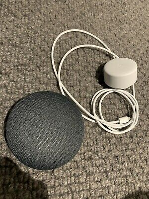 AU27 • Buy Google Home Mini Smart Assistant - Charcoal (GA00216-US)