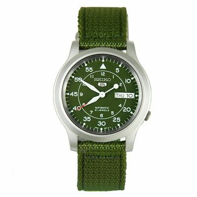 $ CDN116.95 • Buy SEIKO 5 MILITARY SNK805 SNK805K2 AUTOMATIC WATCH TRUSTED SELLER 100% Authentic
