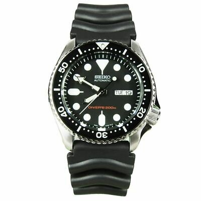 $ CDN436.57 • Buy Seiko SKX007K1 SKX007K SKX007 Automatic Divers 200m Rubber Band Watch Authentic