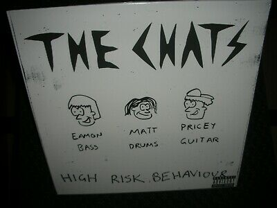 $17.88 • Buy THE CHATS **High Risk Behaviour **BRAND NEW RECORD LP VINYL (Indie Exclusive)
