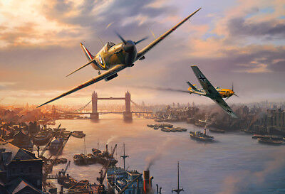 £13.99 • Buy Gibsons Spitfire Skirmish 500 Piece Jigsaw Puzzle -  War Planes - G3112 New