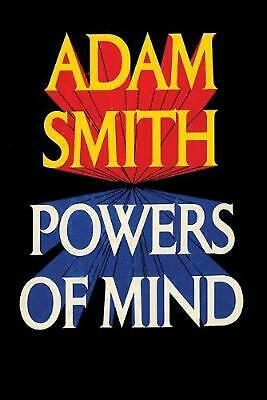 AU34.38 • Buy Powers Of Mind By Adam Smith Paperback Book Free Shipping!