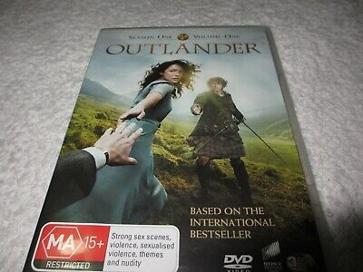 AU10 • Buy Outlander : Season 1 : Part 1 (DVD, 2015, 3-Disc Set) KK16
