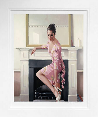 Jack Vettriano - Model In Westwood -  Signed Limited Edition Print  • 375£