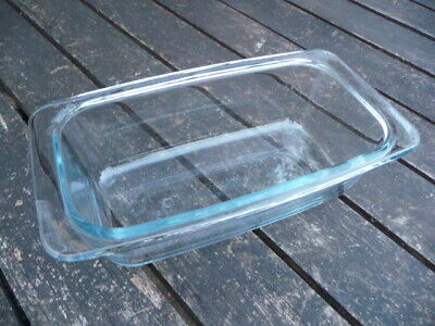 1x Pyrex Glass Dish For The EKCO Hostess Trolley - Original Serving Dishes • 17.99£