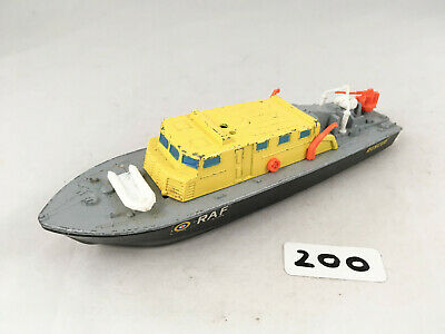 £22.99 • Buy Vintage Dinky Toys 678 Raf Air Sea Rescue Launch Royal Air Force Diecast Boat