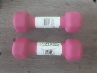 $ CDN36 • Buy GoZone Neoprene Hex Dumbbell Set 2 LB