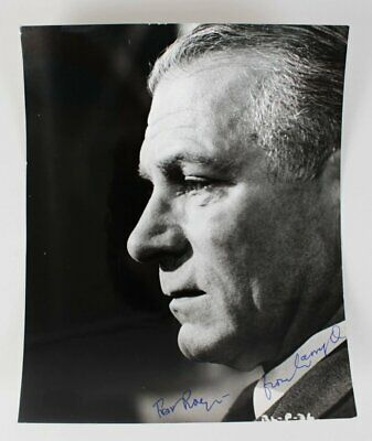 Laurence Olivier Signed Photo – COA JSA • 47.39£