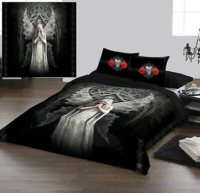 £75.95 • Buy Anne Stokes - ONLY LOVE REMAINS - Duvet & Pillows Covers Set UK King US Queen