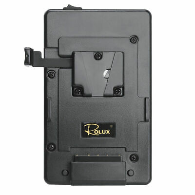 AU185 • Buy ROLUX V-Mount Battery Power Supply Plate RL-VFU2