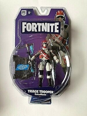 $ CDN24.99 • Buy Fortnite Triage Trooper Action Figure | Solo Mode | Epic Games (TOY467)