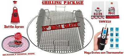 $ CDN241.04 • Buy Weber Stainless Steel 22  Grill Grate Package