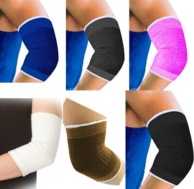 Tennis Elbow Support Strap Brace Band Gym Sport Golfers Pain Epicondylitis NHS • 1.50£