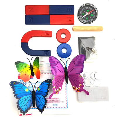 AU30.30 • Buy EUDAX Physics Science Magnets Kit For Education Science Experiment Tools Icludin