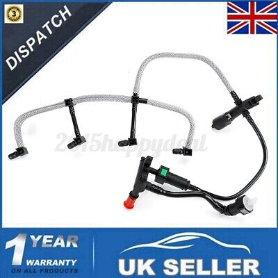 For Ford Transit Connect 1.8 Tdci Diesel Leak Off Fuel Pipe With Sensor  • 17.99£