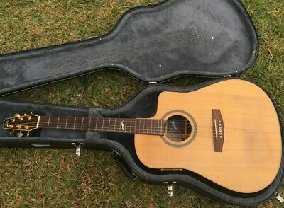 $1256.84 • Buy 2003 CANADA Seagull Artist Rosewood Spruce Studio Acoustic Electric Guitar USED