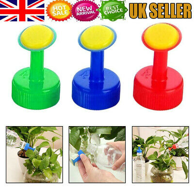£3.60 • Buy Pot Watering Bottle Water Cans Plastic Small Sprinkler Nozzle Head Portable Home