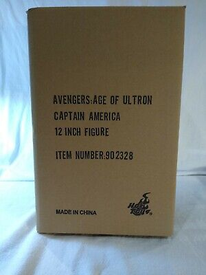 $ CDN653.45 • Buy Hot Toys MMS 281 Captain America Age Of Ultron Factory Sealed Authentic 1/6 Scle