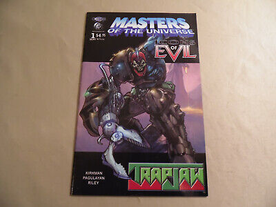 $14.99 • Buy Masters Of The Universe Icons Of Evil Trapjaw #1 (CGE 2003) Free USA Shipping