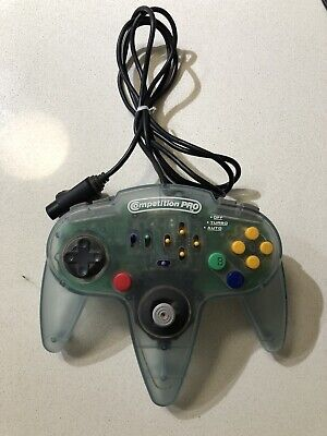 AU55 • Buy Competition Pro Controller - Nintendo 64 / N64 - Gamepad / Pad