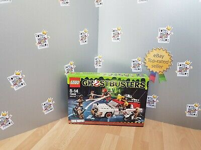 Lego 75828 Ghostbusters Ecto 1 & 2 New And Sealed  • 74.99£