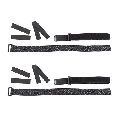 2Pairs Knee Boot Straps Boot Keeper Boot Support Holder Belt - Keep In Place • 4.05£