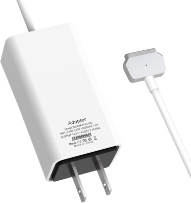 $35.99 • Buy Icalla 45W Mini Charger For Apple MAC MacBook Air 11 Inches 13 Inches T-tip (Mid