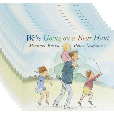 £12 • Buy We're Going On A Bear Hunt: Pack Of 10 Kids Picture Books Bundle, Books, New