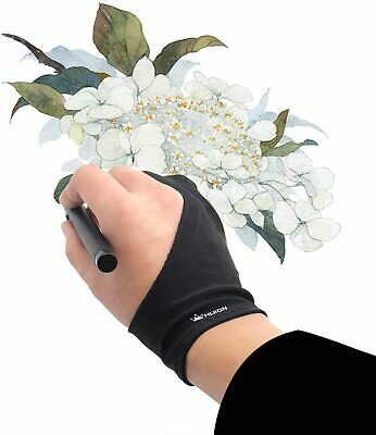AU27.99 • Buy Anti-fouling Artist Gloves Graphic Pen Drawing Tablet Monitor Light Free Size