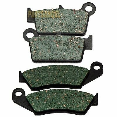 $11.53 • Buy Front Rear Brake Pads For Suzuki RMZ250 RMZ 250 & RMZ450 RMZ 450 2005-2019
