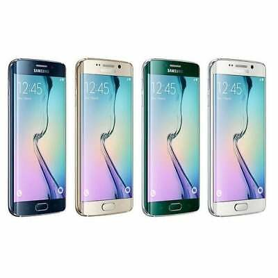 $ CDN131.52 • Buy Samsung Galaxy S6 Edge G925T 32GB 64GB All Colors T-Mobile Unlocked Image Burn