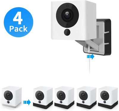 $ CDN15.76 • Buy Wyze Cam V2 Mount, Wall And Ceiling Holder Bracket For Wyze Camera Indoor Outdoo