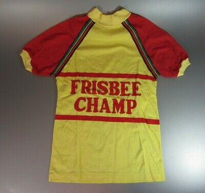 $ CDN29 • Buy Vintage Frisbee Champ T Shirt Sz 16 Youth Child Kid CLOTHING OUTFIT New Old 70's