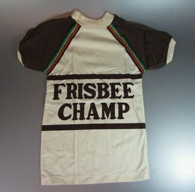 $ CDN29 • Buy Vintage Frisbee Champ T Shirt Sz 10 Youth Child Kid CLOTHING OUTFIT New Old 70's